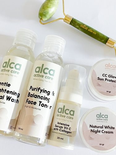 Review: Alcacare Skincare, Local Brand yang Affordable